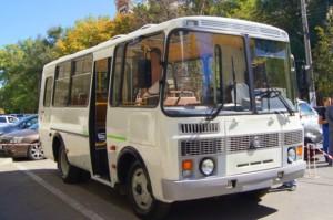 автобус лето