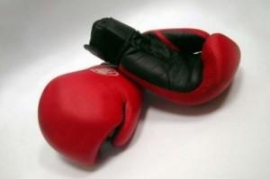 бокс перчатки