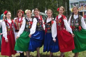сабантуй3 2016 польский танец анс.Озорные каблучки
