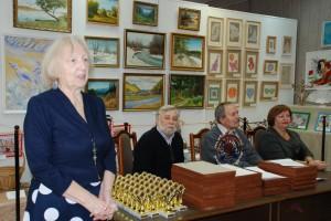 жюри Ломанова, Тимохин, Кондрашев, Фаткулан